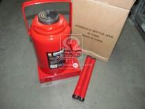 ДК Домкрат бутылочный, 50т, красный H=285/465