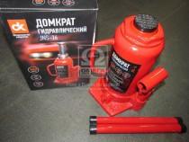 ДК Домкрат бутылочный, 16т, красный H=220/420