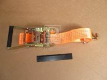 ДК Стяжка груза 5t (трещотка пластик. ручка, лента 50mm.x0.5m., крюк)