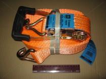 ДК Стяжка груза, 5t. 50mm.x14m.(0.5+13.5) прорезин. ручка