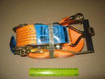 ДК Стяжка груза, 3t. 50mm.x12m.(0.5+11.5) пластик. ручка