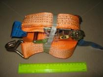ДК Стяжка груза, 2t. 50mm.x10m.(0.5+9.5) метал. ручка