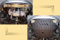 "Авто-Полигон CHEVROLET Aveo I 1,2; 1,4; 1,5;1,6 c 2003г. Защита моторн. отс. ЗМО категории ""St"""
