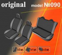 EMC-Elegant Авточехлы на сиденья Chevrolet Aveo NEW 2011-
