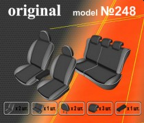 EMC-Elegant Авточехлы на сиденья Chevrolet Captiva 2006-2011