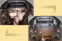 "Авто-Полигон CHEVROLET Captiva 4x4 2,4;3,2;2,0 TDi c 2007-2010г. Защита моторн. отс. категории ""St"""