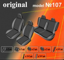 EMC-Elegant Авточехлы на сиденья Chevrolet Tacuma HB