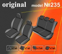 EMC-Elegant Авточехлы на сиденья Citroen Berlingo 1998-2008