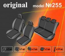 Авточехлы на сиденья Citroen Berlingo New c 2008г
