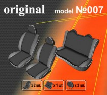 EMC-Elegant Авточехлы на сиденья Daewoo Nexia