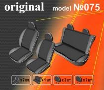 EMC-Elegant Авточехлы на сиденья Daewoo Nexia New