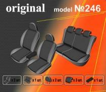 EMC-Elegant Авточехлы на сиденья Ford Focus Hatchback III с 2011г