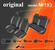 EMC-Elegant Авточехлы на сиденья Ford Mondeo (MKIV) 2007-10