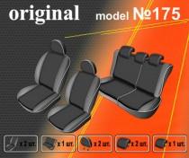 EMC-Elegant Авточехлы на сиденья Hyundai Getz 5-дверная, деленная, с 2002-2006г