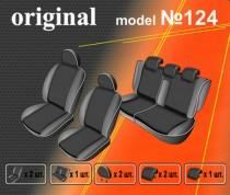 EMC-Elegant Авточехлы на сиденья Hyundai Santa Fe 5-и местная
