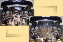 "Авто-Полигон CHEVROLET Niva c 2002г. Защита моторн. отс. ЗМО категории ""St"""