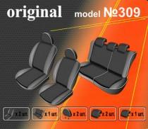 EMC-Elegant Авточехлы на сиденья Kia Picanto c 2011