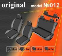 EMC-Elegant Авточехлы на сиденья Lada 2109
