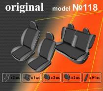 EMC-Elegant Авточехлы на сиденья Mercedes 202
