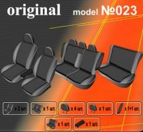 EMC-Elegant Авточехлы на сиденья Mitsubishi Pajero 7-ми местная