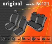 EMC-Elegant Авточехлы на сиденья Nissan Almera maxi