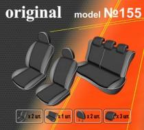 EMC-Elegant Авточехлы на сиденья Nissan Micra k12 c 2008