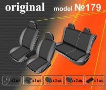 EMC-Elegant Авточехлы на сиденья Nissan Navara c 2005