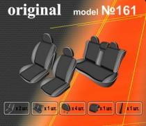 EMC-Elegant Авточехлы на сиденья Opel Zefira с 2003г 5-местная