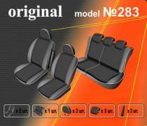 EMC-Elegant Авточехлы на сиденья Peugeot Partner new c 2008