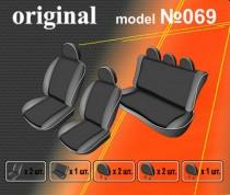 EMC-Elegant Авточехлы на сиденья Renault Symbol