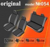 EMC-Elegant Авточехлы на сиденья Skoda Fabia Combi