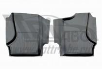 AvtoDriver Коврики в салон для ГАЗ/ели Next второй ряд Серия Avangard