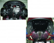 """Авто-Полигон CITROEN C3 1,4 АКПП c 2009г. Защита моторн. отс. категории """"E"""""""