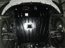 """Авто-Полигон CITROEN C4 Aircross 1.6;2.0 АКПП c 2012- Защита моторн. Отс. категории """"St"""""""