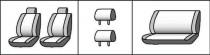 Favorite Авточехлы на сиденья LADA 2101, 21011, 21013 1970-1988