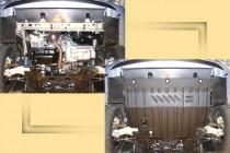 "Авто-Полигон CITROEN Xsara 1,4л 1997-2006г.Защита моторн. отс. ЗМО категории ""St"""