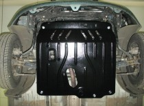 "Авто-Полигон DAEWOO Matiz с 2001-2010г. Защита моторн. отс. категории ""St"""