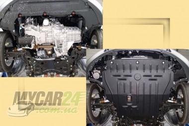 """Авто-Полигон FORD Focus II 1,6л;2,0л;1,6D;2,0 TDCi Защита моторн. отс. категории """"E"""""""