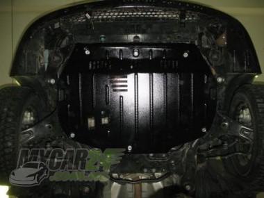 """Авто-Полигон HYUNDAI Accent (купе) Для всех комплектаций Защита моторн. отс. категории """"St"""""""