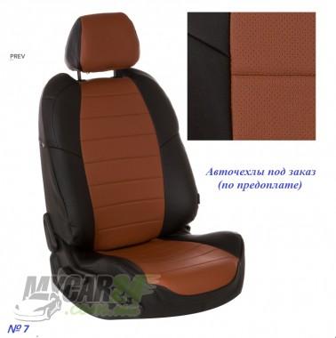 Автопилот Авточехлы на сиденья ТОЙОТА РАВ-4 с 2009г.