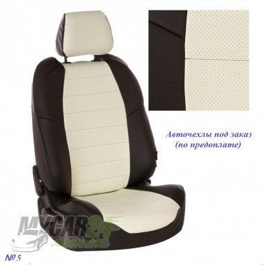 Автопилот Авточехлы на сиденья ТОЙОТА РАВ-4 с 2000-2006г.