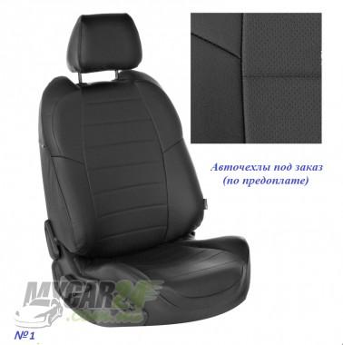Автопилот Авточехлы на сиденья ТОЙОТА ХАЙЛЕНДЕР с 2001-2007г.