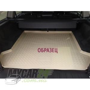Норпласт Коврики в багажное отделение для  Lexus RX 2009  полиуретановые