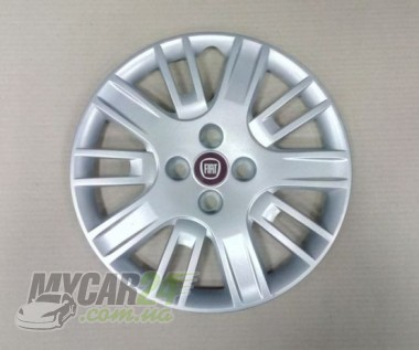 SKS B15 Колпаки для колес (под болты) на Fiat R15 (Комплект 4 шт.)