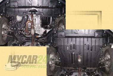 "Авто-Полигон TOYOTA Camry куз. 40, hybrid 2,4; 3,5 2006-. Защита моторн. отс. категории ""St"""