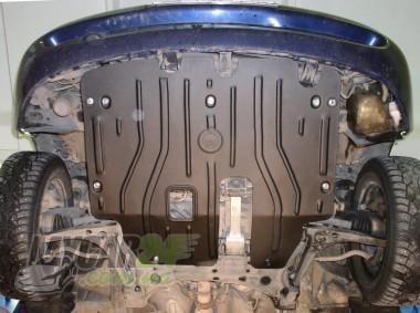 """Авто-Полигон VOLKSWAGEN Sharan 1,8; 2,0 1997-. Защита моторн. отс. категории """"D"""""""