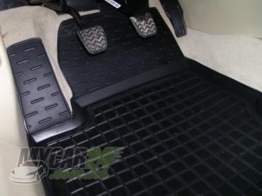 GAvto Резиновые коврики в салон Volkswagen Caddy (3 двери)