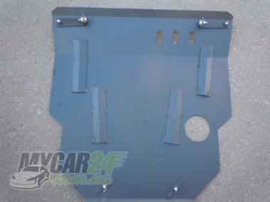 Щит Mazda 626 GE кроме 2.5D и 2.5 V-6 1992-1999. Защита ДВС+КПП