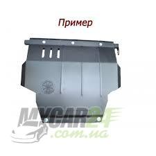 Щит Opel Movano 1999 -2009. Защита ДВС+КПП (дополнительно защита шкивов)