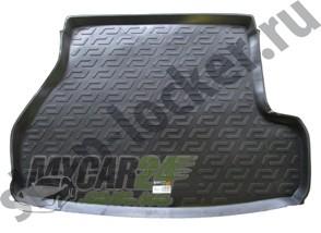 L.Locker Коврики в багажник BMW 3ser Touring (E46)  (98-05) - пластик